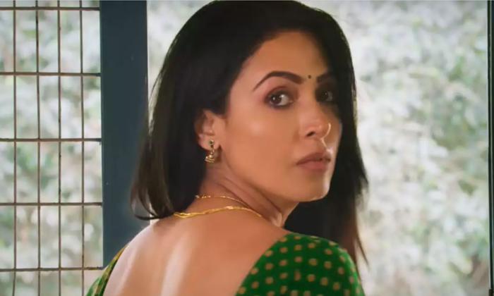 Telugu Big Boss Beauty, Big Boss Beauty Nandini Rai Waiting For Movie Offers, In The Name Of God, Movie Offers, Nandini Rai, Telugu Actress, Tollywood, Web Series-Movie