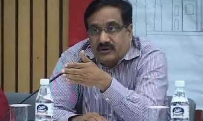 Next Chief Secretary Sameer Sharma Who Met Cm Jagan Politely-TeluguStop.com