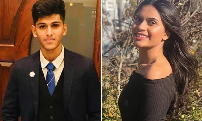 Pair Of Indian American Students Who Went Missing In Hurricane Ida Found Dead In River-TeluguStop.com