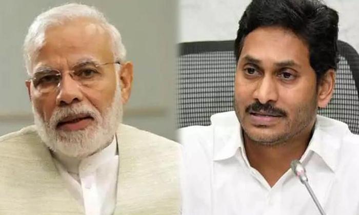 Modi Calls Ap Cm Jagan-TeluguStop.com