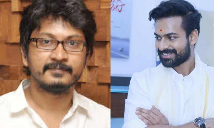 Vaishnav Tej Movie With Pawan Panja Movie Director-TeluguStop.com