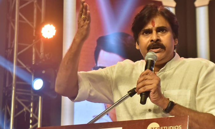 Pawan Kalyan Responds To Ycp Leaders Comments-TeluguStop.com