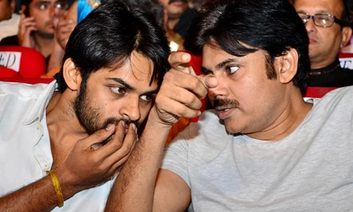 Pawan Kalyan To Be Chief Guest At Republic Pre Release Function-TeluguStop.com
