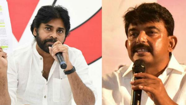 Perni Nani Stong Counters To Pawan Kalyan-TeluguStop.com