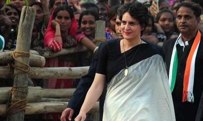 Priyanka Gandhi To Be Congress Sensational Decision Chief Minister-TeluguStop.com