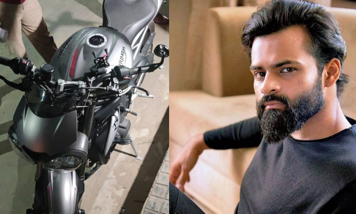 Sai Dharam Tej Was Warned About The Accident-TeluguStop.com