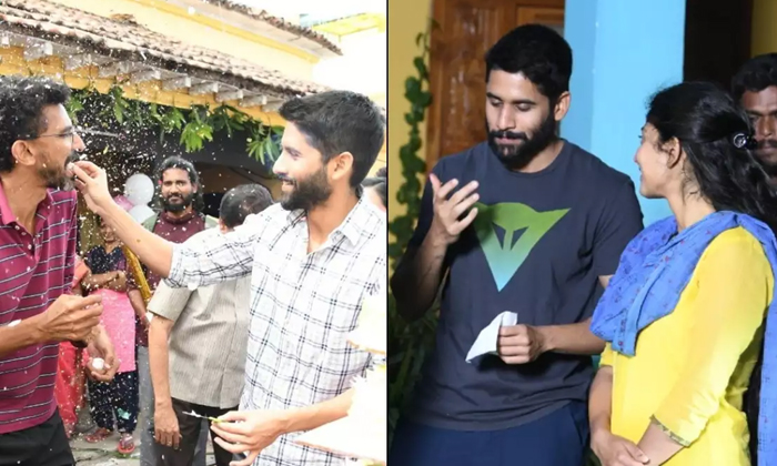 Naga Chaitanya Love Story Movie Creates Record-TeluguStop.com