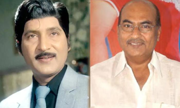 Sobhan Babu About His Age-TeluguStop.com