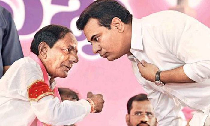 Should The Future Politics Of The Opposition Be The Same As The Ktr-TeluguStop.com