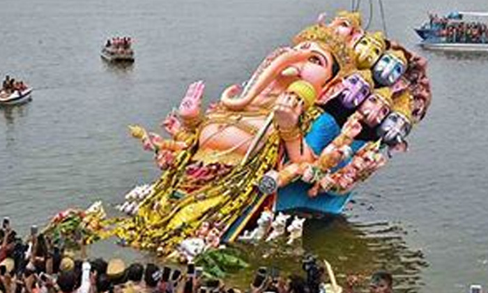 Supreme Court Gives Green Signal To Ganesh Immersions-TeluguStop.com