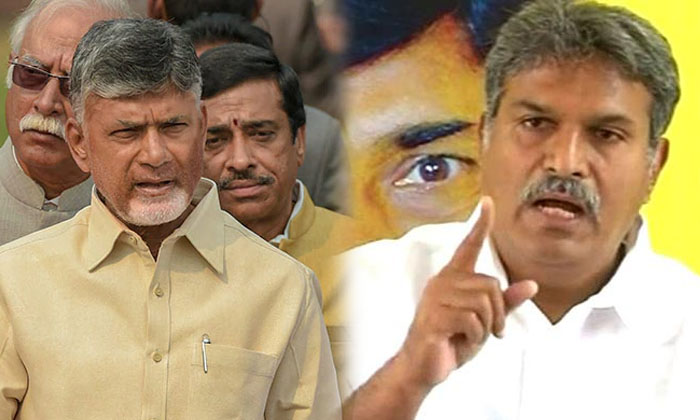 Mp Keshineni Nani Gave An Unexpected Shock To Tdp-TeluguStop.com