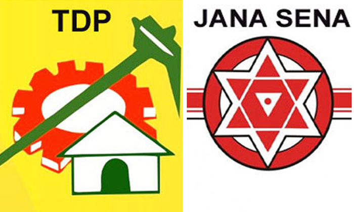 Tdp Attempts To Ally With Janasena-TeluguStop.com