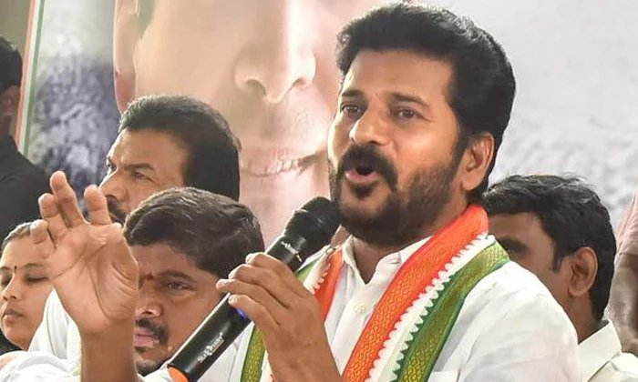 Rewanth Reddy Is Working To Increase The Alliance Between The Bjp And The Trs-TeluguStop.com