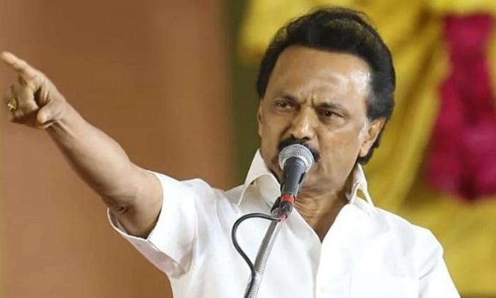Tamil Nadu Cm Stalins Sensational Comments-TeluguStop.com