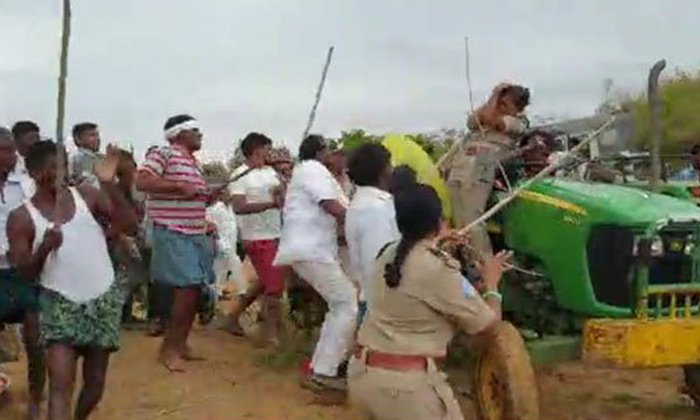Podu Land Issue Trouble To Kcr-TeluguStop.com