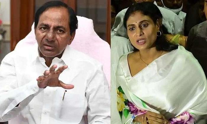 Sharmila Troubled On Telangana Politics-TeluguStop.com