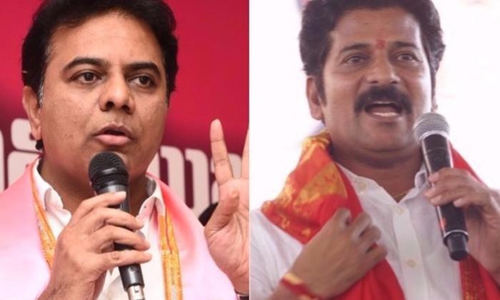 Ktr Sensational Comments On Revanth Reddy-TeluguStop.com