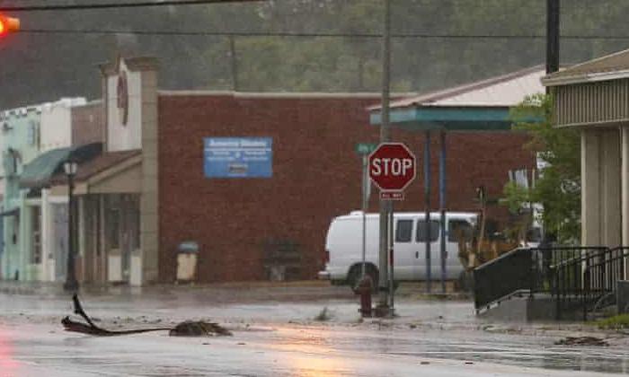 Texas On Alert As Tropical Storm Nicholas Upgraded To Hurricane-TeluguStop.com