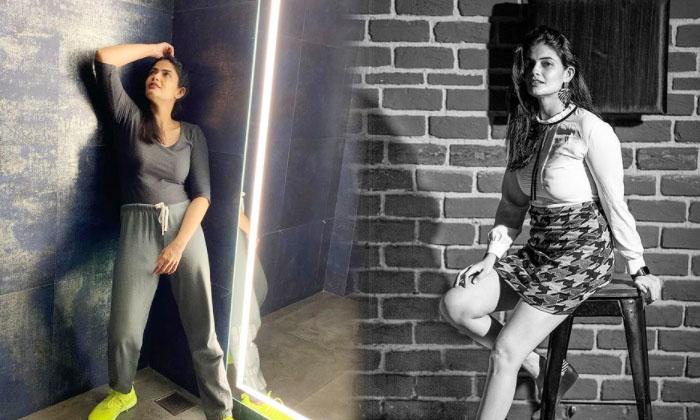 These Stunning Pics Of Actress Kalpika Ganesh Heads Turn On The Internet-telugu Actress Hot Photos These Stunning Pics O High Resolution Photo