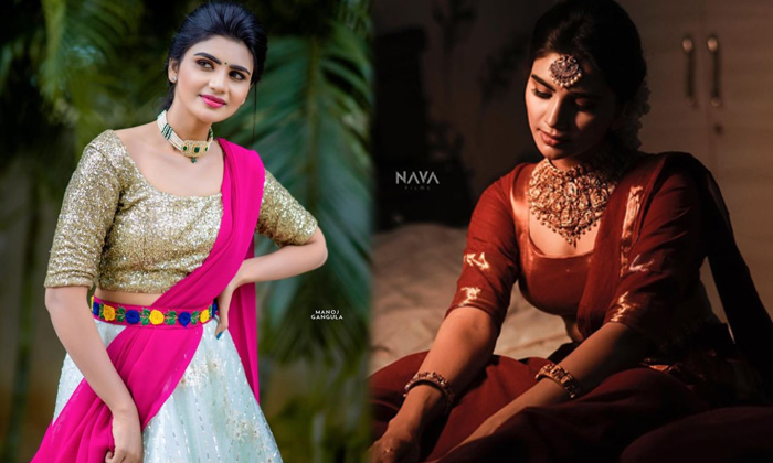 Tollywood Television Actress Varsha Looks Classy And Elegant In This Pictures-వర్ష బ్యూటిఫుల్ ఫొటోస్ High Resolution Photo