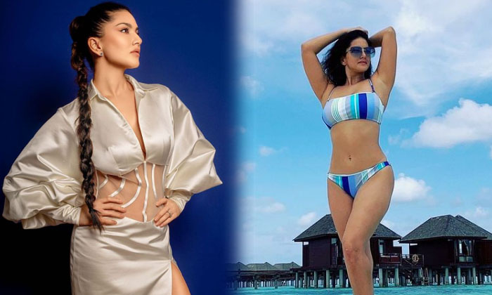 Watch This Stylish Pictures Of Sunny Leone-telugu Actress Hot Photos Watch This Stylish Pictures Of Sunny Leone - Telugu High Resolution Photo