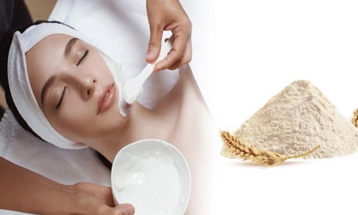 Wheat Flour Helps To Reduce Facial Hair Naturally-TeluguStop.com