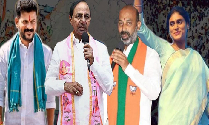 Will Kcr Counter The Opposition With The Huzurabad Victory-TeluguStop.com