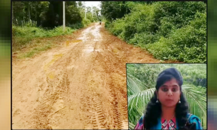 Woman Refuses To Marry Until Her Village Gets Road Govt Acts On Her Letter To Cm-TeluguStop.com