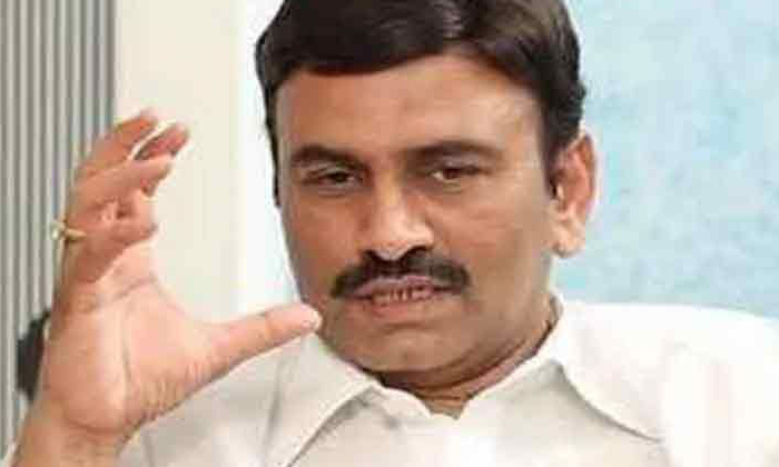 Ycp Mp Raghuramakrishnam Raju Sensatational Comments-TeluguStop.com