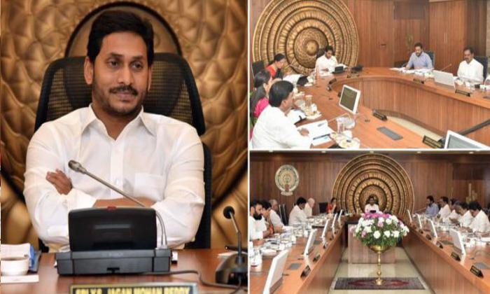 Key Decisions Of The Ap Cabinet-TeluguStop.com