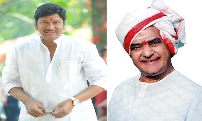 Rajendra Prasad Wants To Commit Suicide-TeluguStop.com