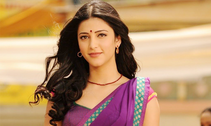 Actress Shruti Hassan Comments About Gap In Career-TeluguStop.com