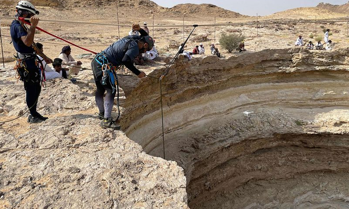 Adventurists Found The Secrets Of Yemen Well Of Hell-TeluguStop.com