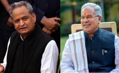 After Punjab, Will It Be Rajasthan And Chhattisgarh?-TeluguStop.com