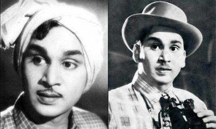 Akkineni Nageswarao Early Days Struggles-TeluguStop.com