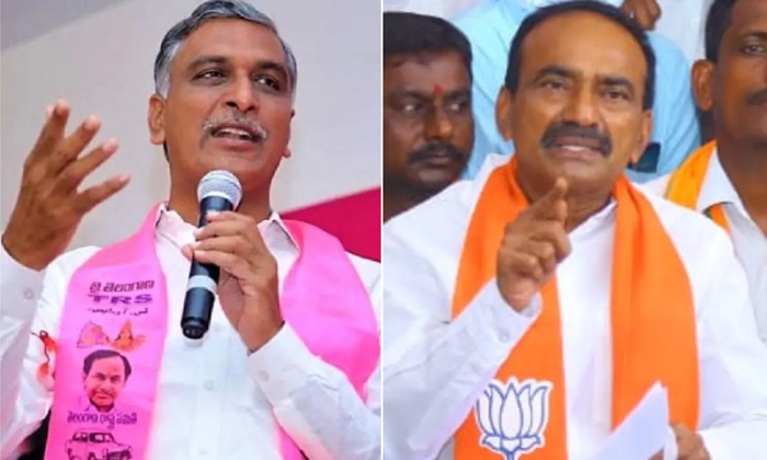 All Political Parties Are Focused On The Huzurabad Elections-TeluguStop.com