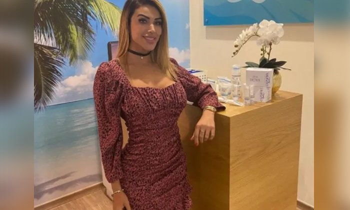 Arab Sheikh Offered Brazil Model Four Crore Rupees To Marry Him-TeluguStop.com