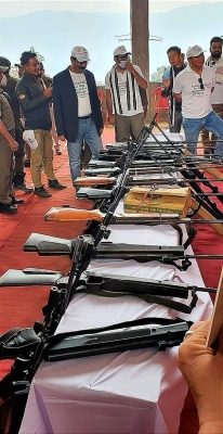 Arunachal's Air Gun Surrender Campaign May Inspire Other States-TeluguStop.com