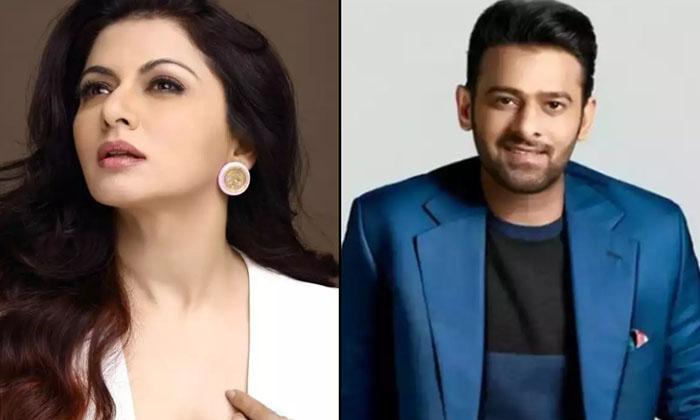 Actress Bhagyashree Talks About Her Role Radhe Shyam-TeluguStop.com