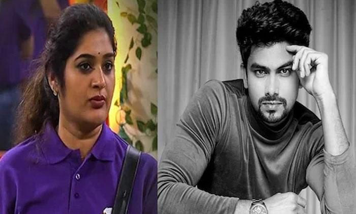 Priya Got Angry In Bigg Boss House-TeluguStop.com