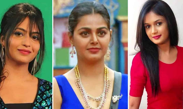 Reasons Behind Lady Contestants Not Win In Bigg Boss Showreasons Behind Lady Contestants Not Win In Bigg Boss Show-TeluguStop.com