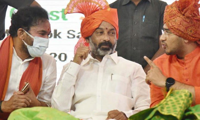 Bjps New Plan On October 2 Will There Be A Workout-TeluguStop.com