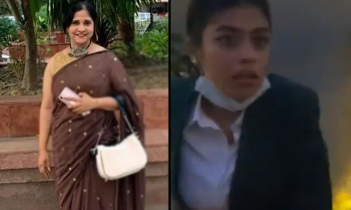 Woman Alleges Delhi Restaurant Refused Entry As She Wore Saree-TeluguStop.com