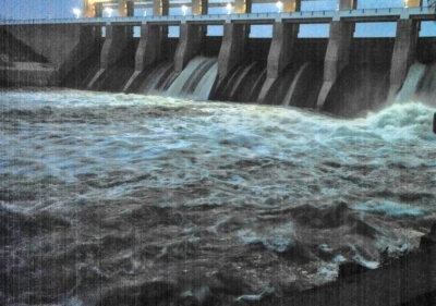 Flood Alert Issued In Five Tn Districts-TeluguStop.com