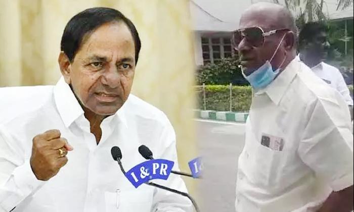 Former Ap Minister Jc Diwakar Reddy Met Cm Kcr In Assembly Provinces-TeluguStop.com