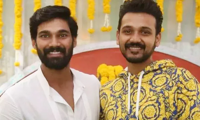 Ganesh Bellamkonda Debut Movie Swathimuthyam First Look Poster-TeluguStop.com