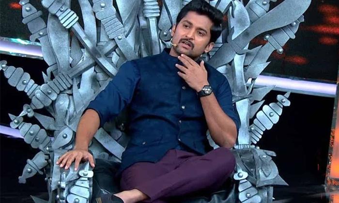 Hero Nani Shocking Comments On Tv Hosting-TeluguStop.com