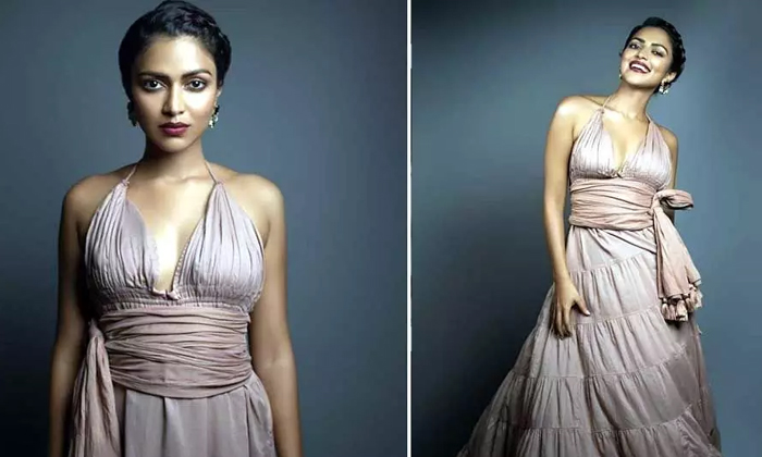 Heroine Amala Paul Hard Reply To The Netizen Abuse Comment-TeluguStop.com