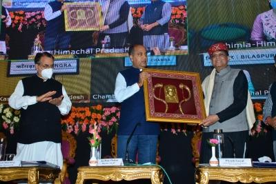 Himachal Made Great Progress In 50 Years Of Statehood: Goyal-TeluguStop.com