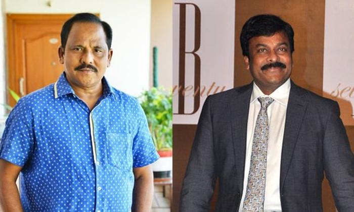 Journalist Prabhu Interesting Comments About Megastar Chiranjeevi-TeluguStop.com